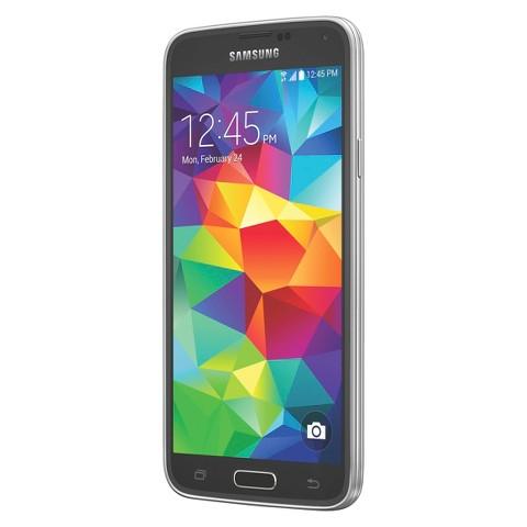 Verizon Samsung Galaxy S5 with New 2-year Contract - Black