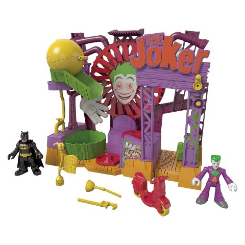 Fisher-Price® Imaginext Joker Laff Factory