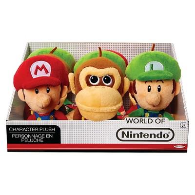 Mario Mini Plush