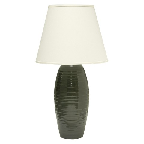 Haeger Potters Mark Table Lamp