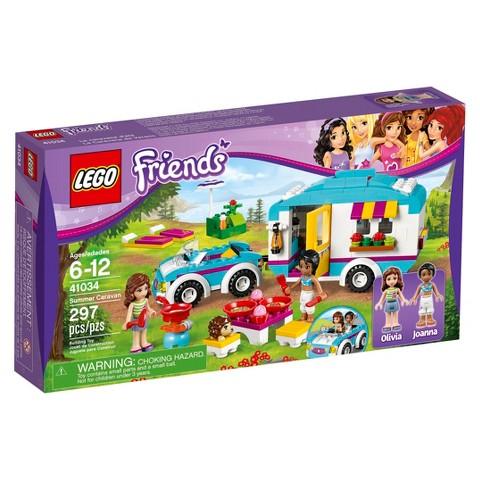 LEGO® Friends Summer Caravan 41034
