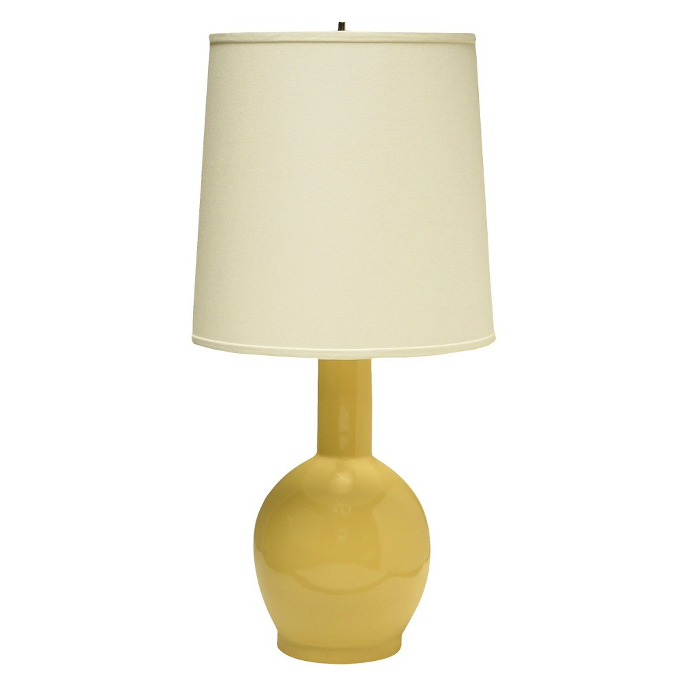 HAEGER BOTTLE TABLE LAMP