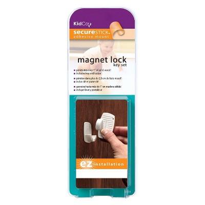 KidCo Magnet Key & Holder Safety Latch