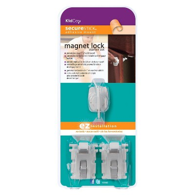 KidCo Magnet Safety Latch Starter Set