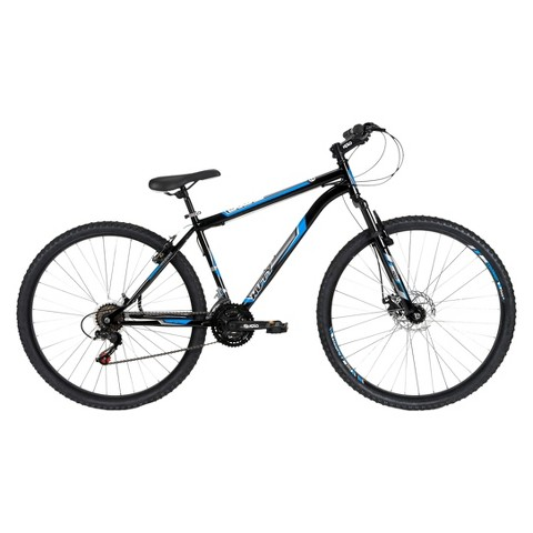 "Huffy Bantam 29"" Men's Bike - Black"