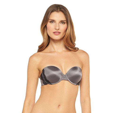 Maidenform® Self Expressions® Women's i-Fit with Lace Convertible Strapless Bra 5690