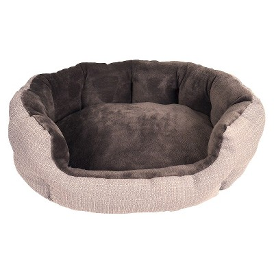 Oval Pet Bed 28x24 - Boots & Barkley™