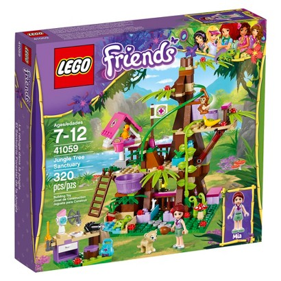 LEGO® Friends Jungle Tree Sanctuary 41059