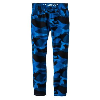 dENiZEN® Boys' 216™ Skinny Jeans - Blue Camo