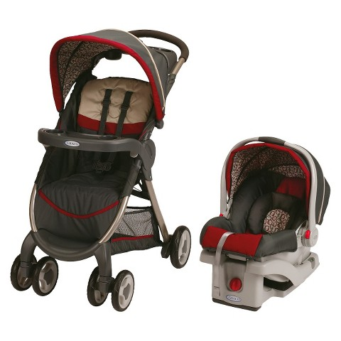 Graco 174 Fastaction Fold 174 Click Connect Travel Sy Target