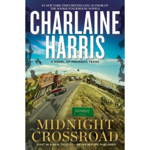 Midnight Crossroad by Charlaine Harris (Hardcover)