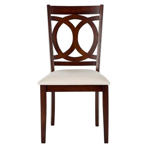 Safavieh Drew Circleback Dining Chair Beige S Tar