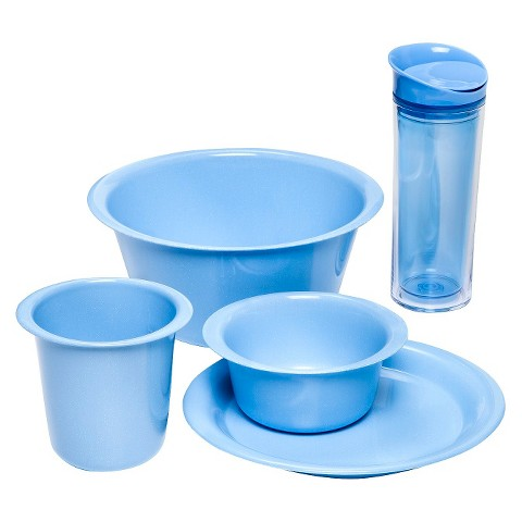 ZAK Dinnerware Set of 5