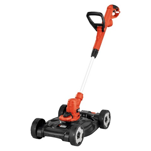 Black & Decker Corded City Mower Kit