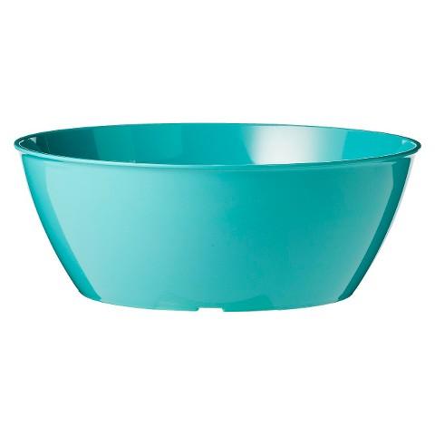 Melamine Crackle Serving Bowl