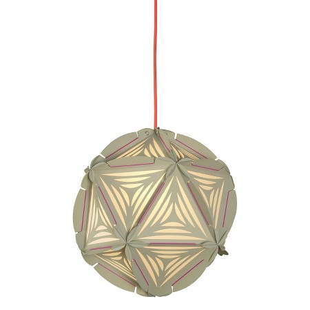 como plug in pendant ceiling lamp greige with cherry red cord target. Black Bedroom Furniture Sets. Home Design Ideas