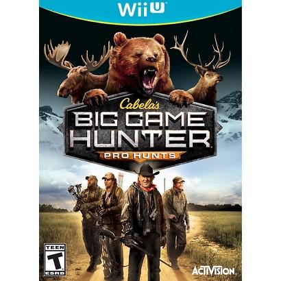 Cabela's Big Game Hunter: Pro Hunts (Nintendo Wii U)