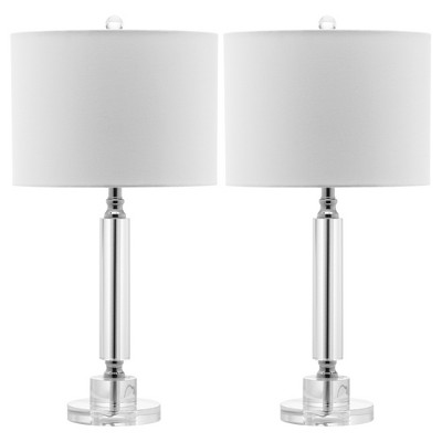 Safavieh Otis Crystal Table Lamp (Set Of 2)