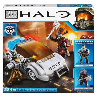 Mega Bloks Halo NMPD Police Cruiser
