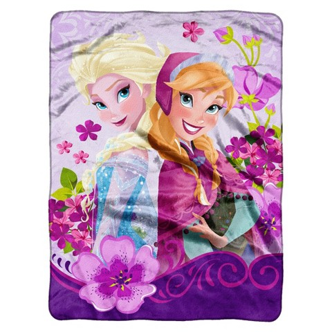 Disney® Frozen Throw - Anna & Elsa