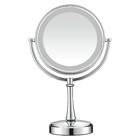Conair Fog Resistant Cosmetic Mirror - Polish Chrome
