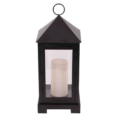 "Image of 18"" Traditional Halloween D�cor Lantern"