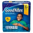 HUGGIES® GoodNites® Underwear for Boys Big Pack (Select Size)