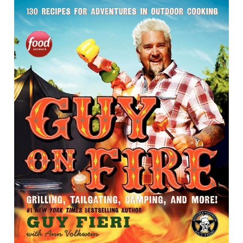 Guy on Fire (Hardcover)