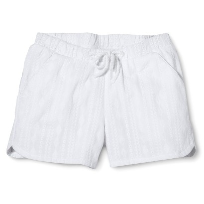 Girls' Fashion Drawstring Short