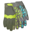 Ladies' Synthetic Palm Gardening Gloves - 2 pk