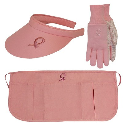 Hope Sun Visor, Jersey Canvas Gloves and Waist Apron