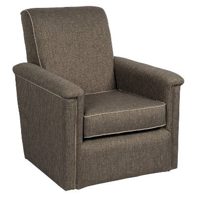 Little Castle Journey Swivel Glider - Ash