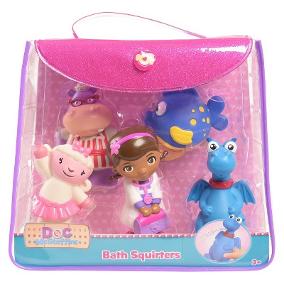 Doc McStuffins Bath Squirters