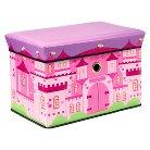 Princess Castle Toy Box