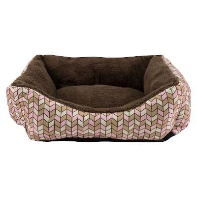 Dallas Manufacturing Co. Pet Bed, Multi-colored