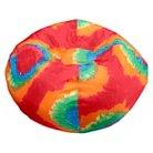 Small Tie Dye Bean Bag Chair - Ace Bayou