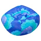 ACE BAYOU Tye Dye Bean Bag Chair - Blue