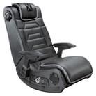 ACE BAYOU X-Rocker Gaming Chair - Black/Grey