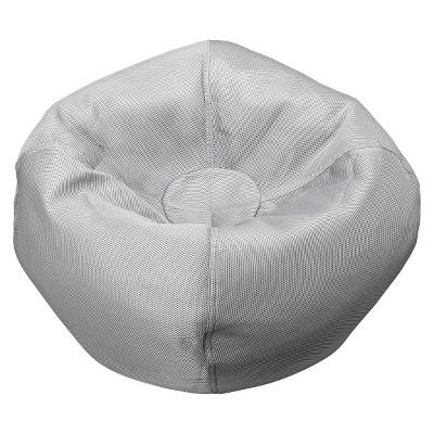 Bean Bag Chair Gray Mesh - Ace Bayou