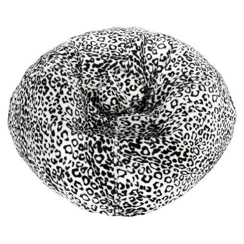 Faux Fur Bean Bag Chair - Ace Bayou
