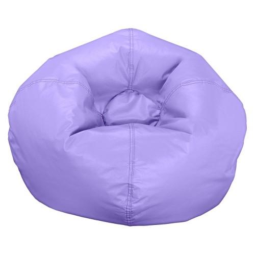 Medium Vinyl Bean Bag Chair Ace Bayou Ebay
