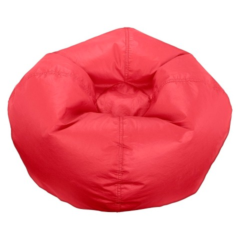 Medium Vinyl Bean Bag Chair - Ace Bayou