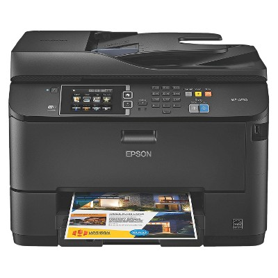 Epson PrecisionCore WF-4630 Printer - Black (C11CD10201)