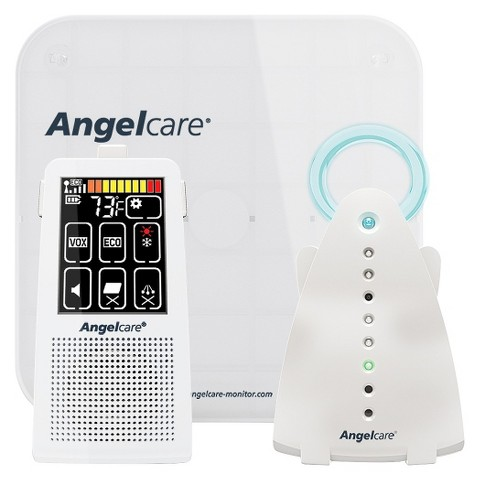 Angelcare TouchScreen Movement and Sound Baby Monitor