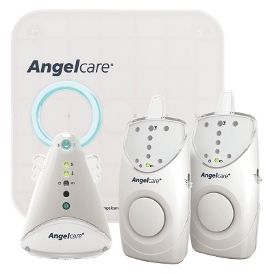 Angelcare AC605-2P Movement and Sound Baby Monitor