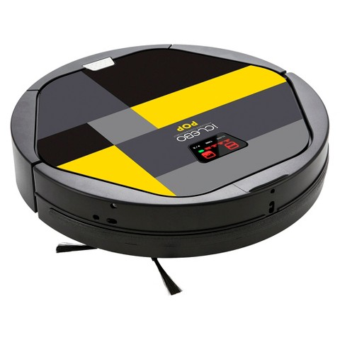 iCLEBO Pop, Superior Robotic Vacuum Cleaner with Double Whirling Technology