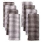 Room Essentials® Grid Kitchen Towel Set of 4