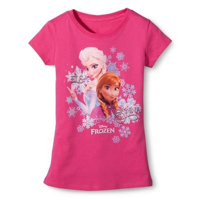 Disney® Frozen Girls' Graphic Tee