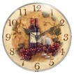 Infinity French Country Decorative Clock