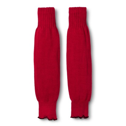 Danz N Motion® by Danshuz® Girls' Leggings -  Red